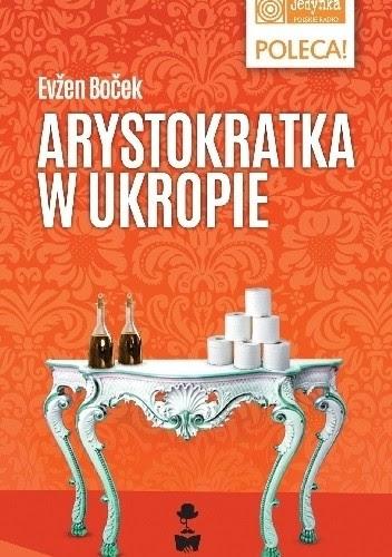Okładka książki Arystokratka w ukropie