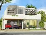 3D Front Elevation: Pakistan Front Elevation of House,Exterior ...