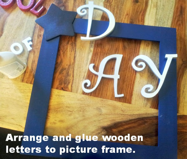 Back To School Photo Ideas Diy Photo Prop Craft Project
