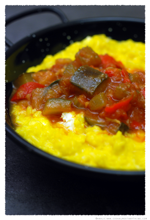 sweet corn polenta© by Haalo