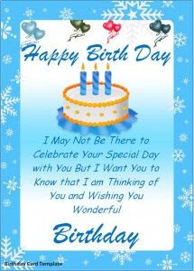 Beautiful Happy Birthday Card, Visit the site to download it in ...