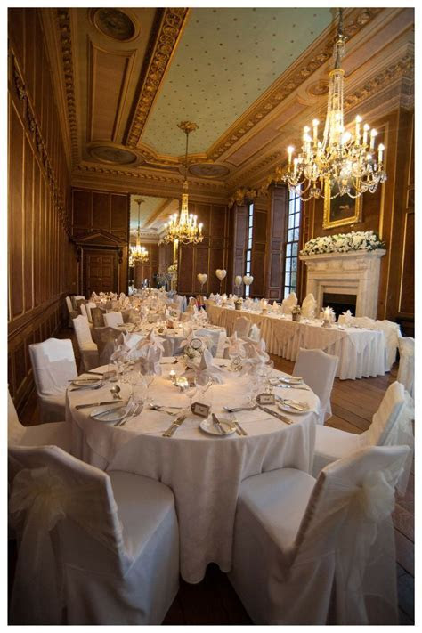 The stunning Ball Room at Gosfield Hall   Gosfield Hall