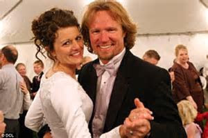 Polygamist Kody Brown has divorced his first wife so he