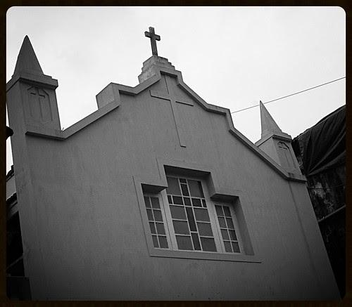 St Josephs Chapel Bandra Bazar Road by firoze shakir photographerno1