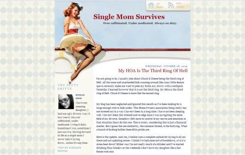 Single Mom Survives