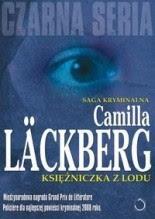 """Camilla Lackberg """"Księżniczka z lodu"""""""