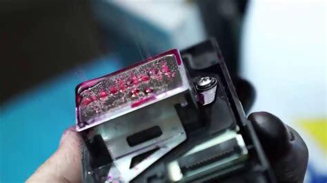 como limpiar cabezal impresora epson   efectivo