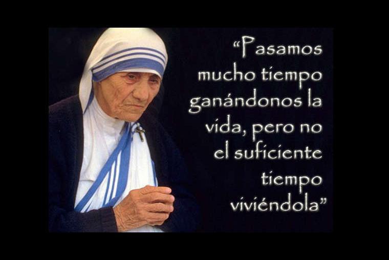 10 Frases Emblematicas De La Madre Teresa De Calcuta De10