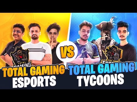 Total Gaming Tycoons Vs Total Gaming eSports Best Clash Squad Gameplay - Garena Free Fire