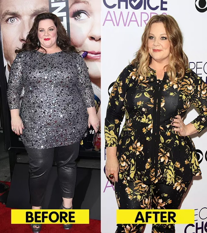 Got to know! How Melissa McCarthy Loses Her Weight Up to 75 Pounds | Fitness Yodha