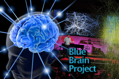 Image result for Blue Brain Project