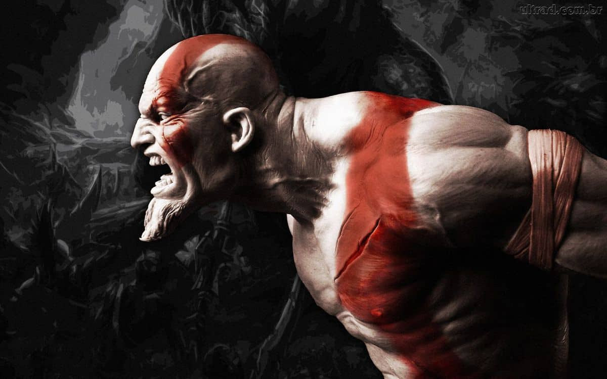 God of War 4 1