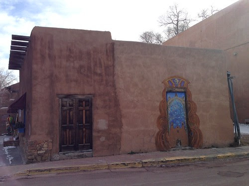 Beautiful old building, Santa Fe