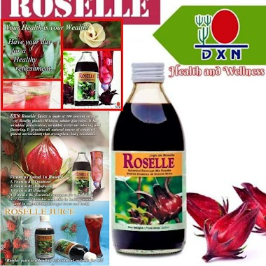 DXN Roselle Juice and DXN  Lingzhi coffee -advantages for human body -DXN Products