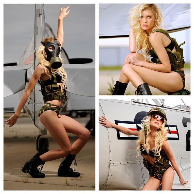 Military Triptychs