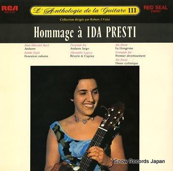 PRESTI, IDA & ALEXANDRE LAGOYA l'anthologie de la guitare-3