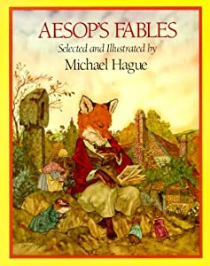 "Cover of ""Aesop's Fables (Owlet Book)"""