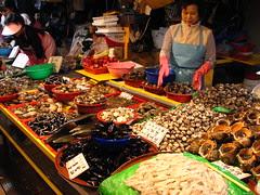 Incheon fish market. [IMG_3628]