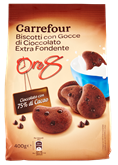 carrefour biscotti cacao
