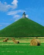 Il luogo della Battaglia di Waterloo oggi