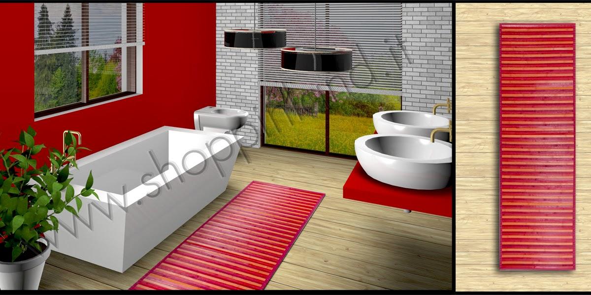 Tappeti shaggy scopri i nostri tappeti per bagno in - Tappeti per il bagno originali ...