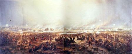 The Battle Of Gettysburg (Repulse Of Longstreet's Assault)