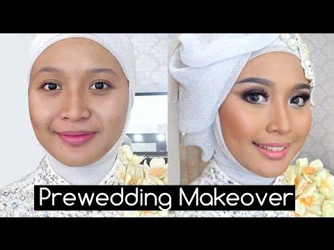 VIDEO : tutorial soft make up dan hijabstyle prewedding ala inivindy - looks ini bisa diaplikasikan ngga hanya untuk prewedding saja loh. buat acara-acara lain juga oke sik! kali ini saya mencoba... ...