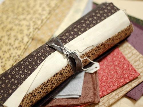 Fabrics from Kris