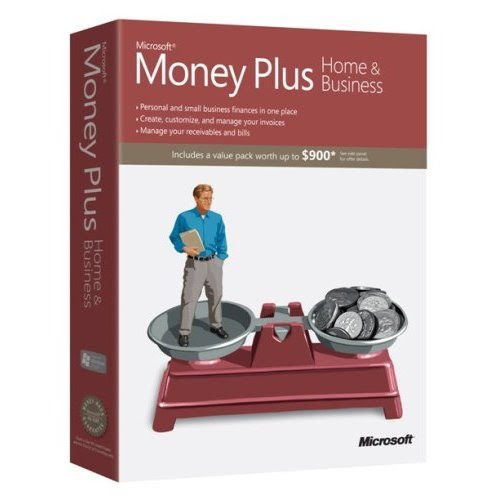 Microsoft Money Plus Home and Business 2008