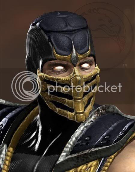 mortal kombat scorpion pictures. Scorpion Mortal Kombat