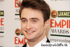 Updated(2): Empire Awards 2013: Daniel Radcliffe wins Empire Hero Award & The Woman in Black Best Horror