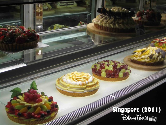 Day 2 Singapore - Fruit Paradise Cafe 04