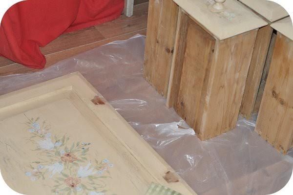 le bonheur en famille rafra chissement de notre cuisine. Black Bedroom Furniture Sets. Home Design Ideas