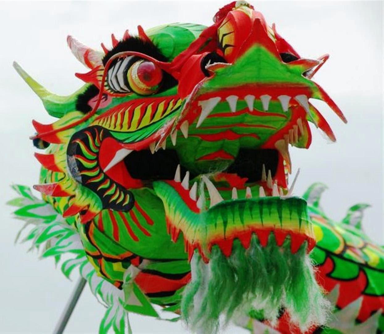 Celebremos Ecológicamente El Año Nuevo Chino Con Estos Dragones De