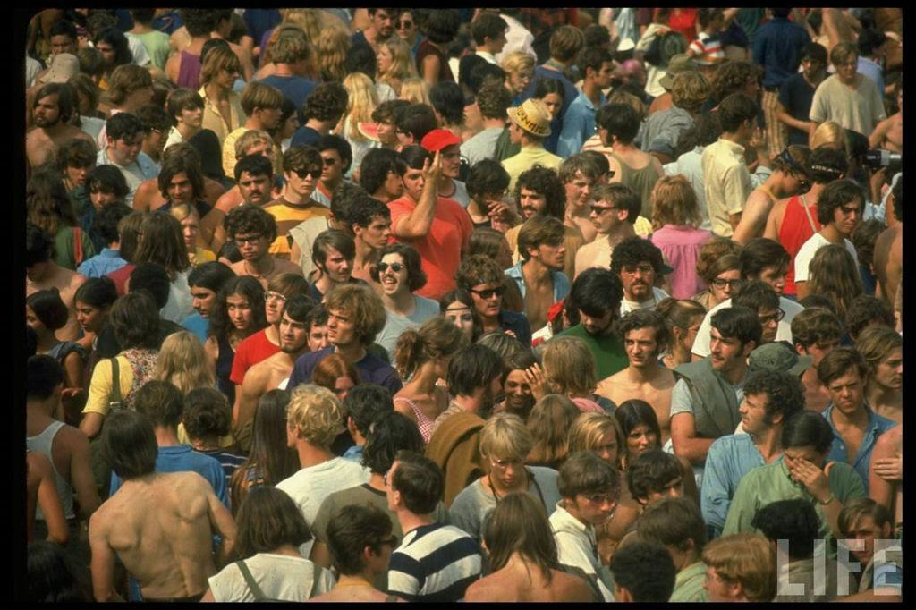 O festival de Woodstock em números e imagens 16