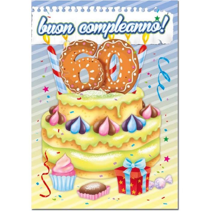 Auguri Buon Compleanno 60.Auguri Di Buon Compleanno X 60 Anni