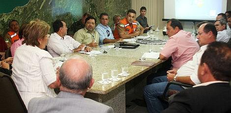 Na primeira semana de fevereiro uma nova reunião deve ser realizada Foto: divulgação/Governo RN