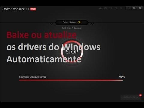 Descubra como instalar ou Atualizar os Drivers automaticamente