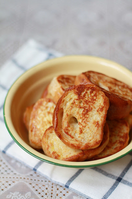 Super Easy Mini French Toasts