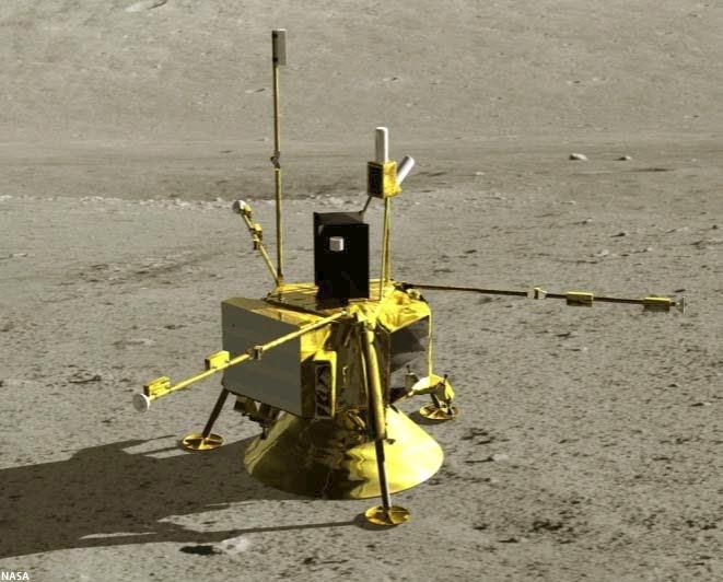 Node of the International Lunar Network