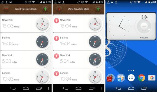 aplikasi jam dunia terbaik android