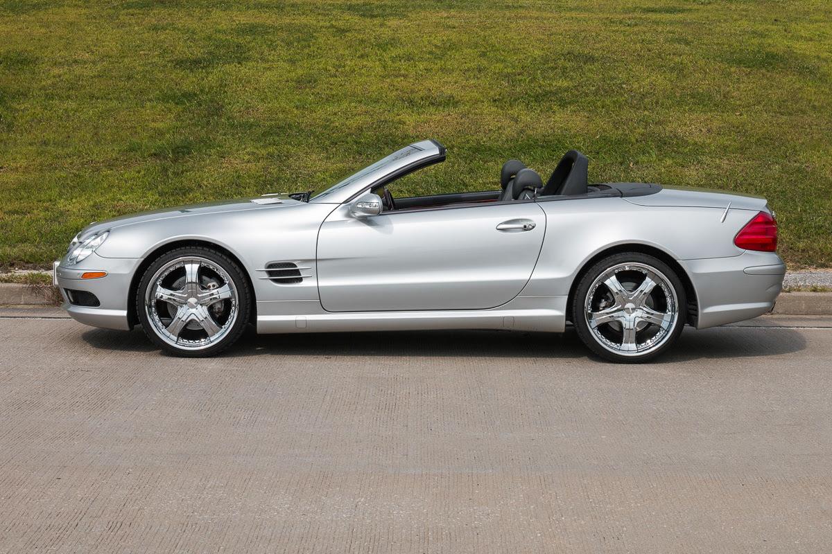 2003 Mercedes-Benz SL500 | Fast Lane Classic Cars
