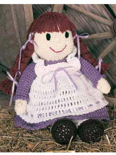 Pioneer Becky Doll