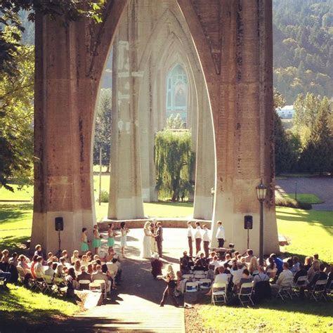 Wedding at Cathedral Park, Portland, OR   Forever together