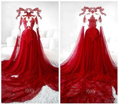 kortneyjameson.com Phoenix Gown by Askasu   WISHLIST