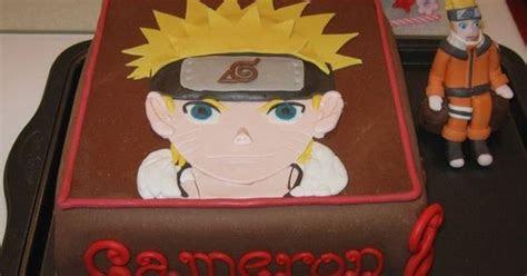 kue ulang  naruto anime  keren beud kumpulan