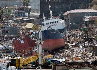 Radio journalists among casualties of Yolanda storm surge in Tacloban
