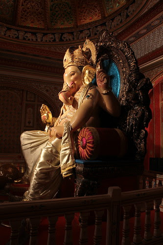 This Was The First Time I Really Shot Lord Ganesha .. With a Divine Passion by firoze shakir photographerno1