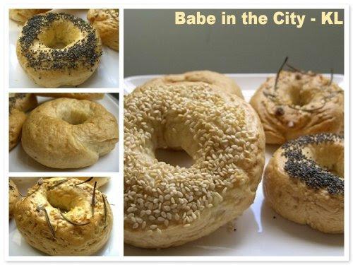 bagels medley