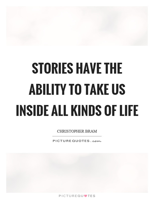 Life Stories Quotes Sayings Life Stories Picture Quotes